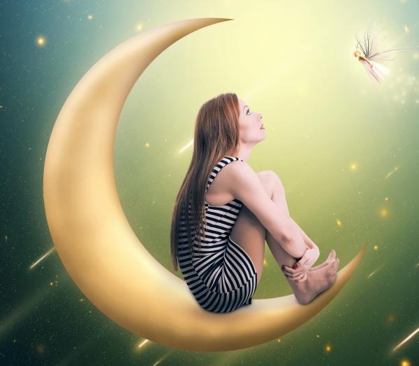 Dzięki pomocy Księżyca schudniesz bez efektu jojo