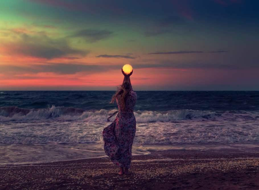 Ostatni nów Księżyca tego lata! Szukaj inspiracji, wyznaczaj intencje, naprawiaj swoje życie