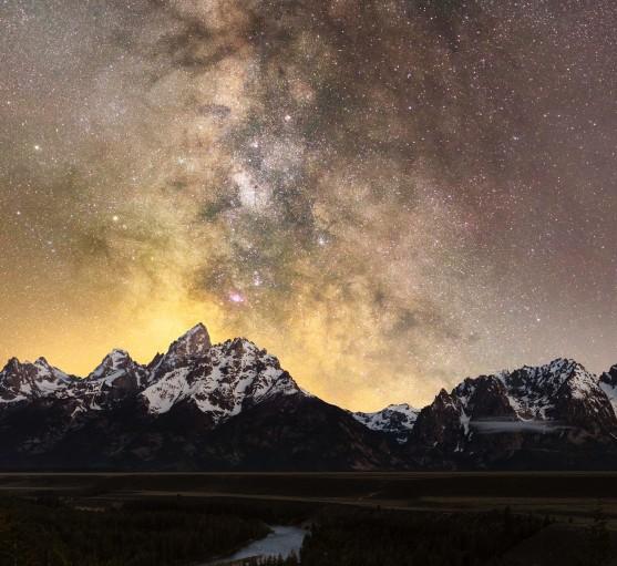 planety na niebie, układ planet, horoskop