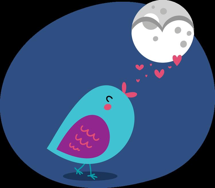 ptasi śpiew niesie magiczne przesłanie