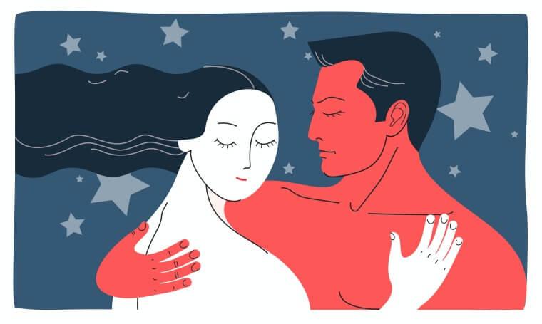 horoskop miłosny, rak i miłość
