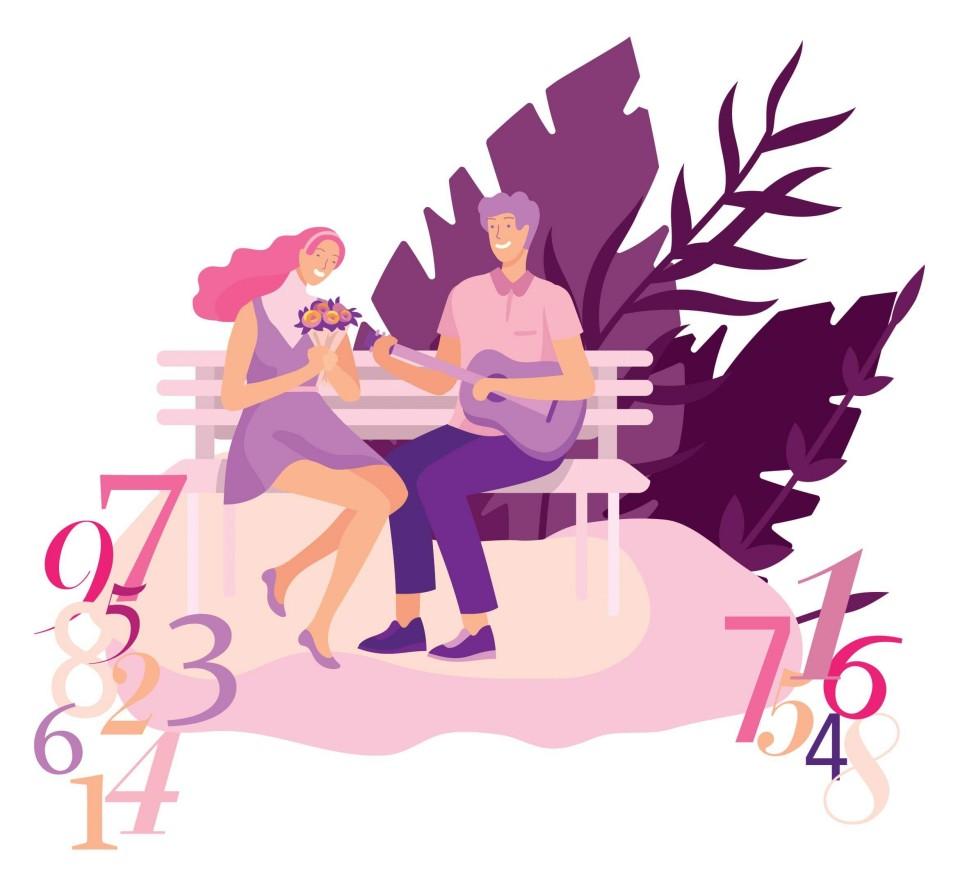 Jaki będzie Twój związek - podpowie numerologia