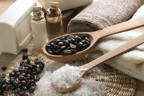 kawa, spa, kosmetyki