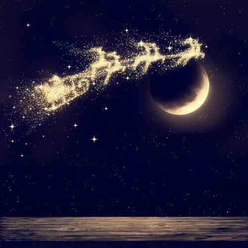 Nów Księżyca w Koziorożcu