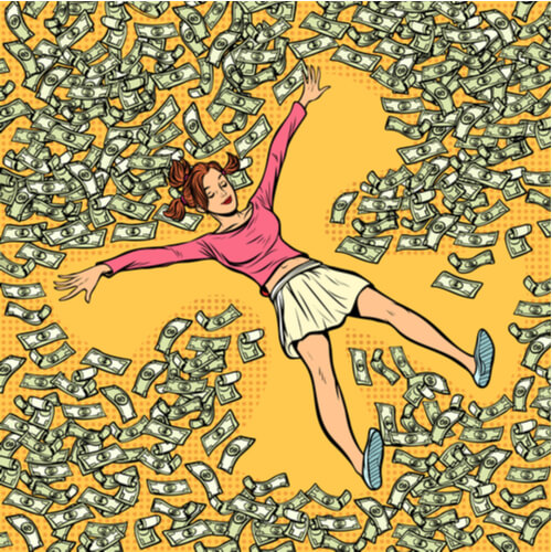 Adwentowe bogactwo: zrób Anioła Obfitości, a będzie Ci się wiodło.