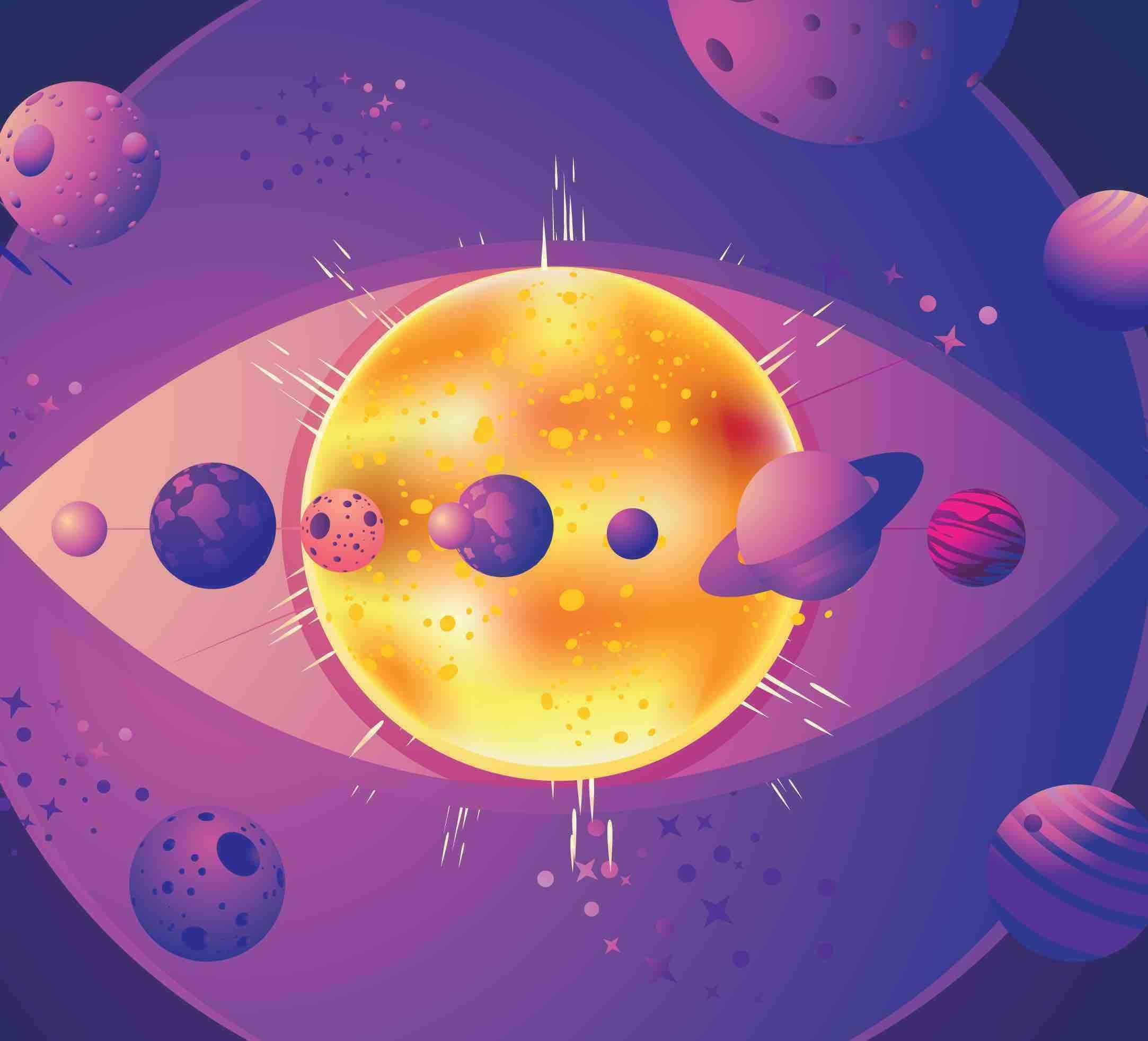 Oto planetarni Bogowie! Jeśli lubisz czytać horoskop, musisz ich poznać lepiej.