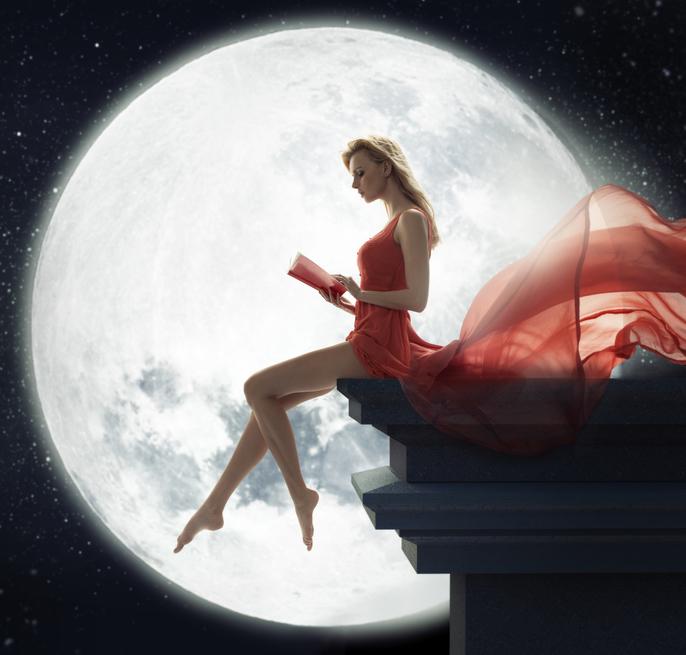 Sprawdź, czy jesteś dzieckiem Księżyca.
