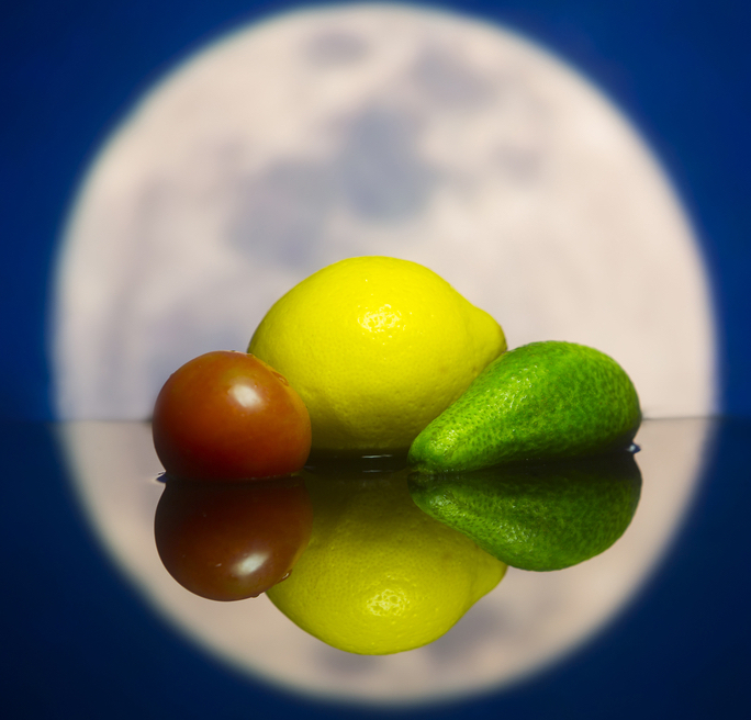 księżyc, warzywa