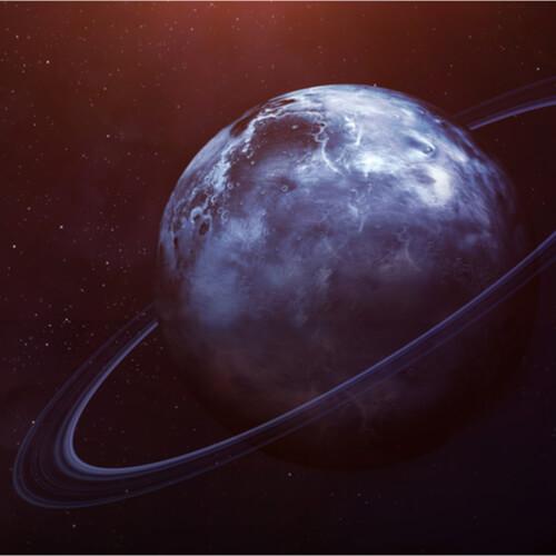 uran, planeta uran