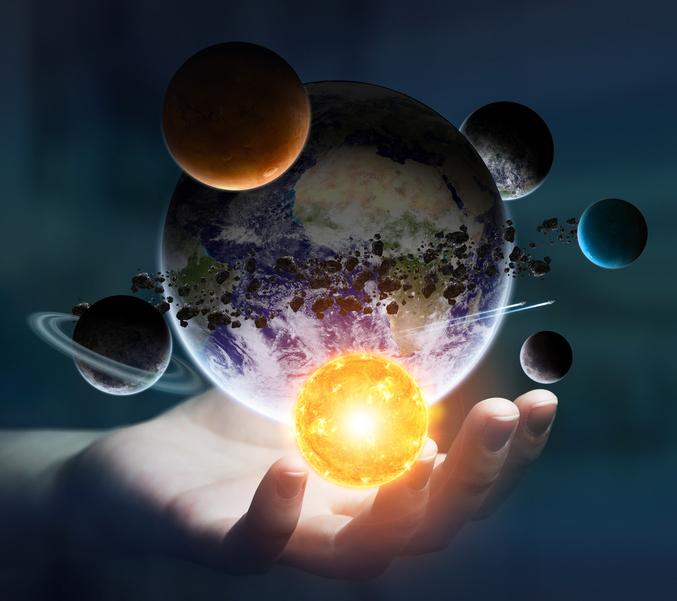 planety, merkury w raku