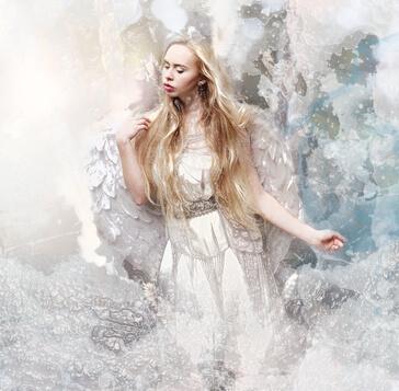 W styczniu poproś anioła Cambriela o miłość.