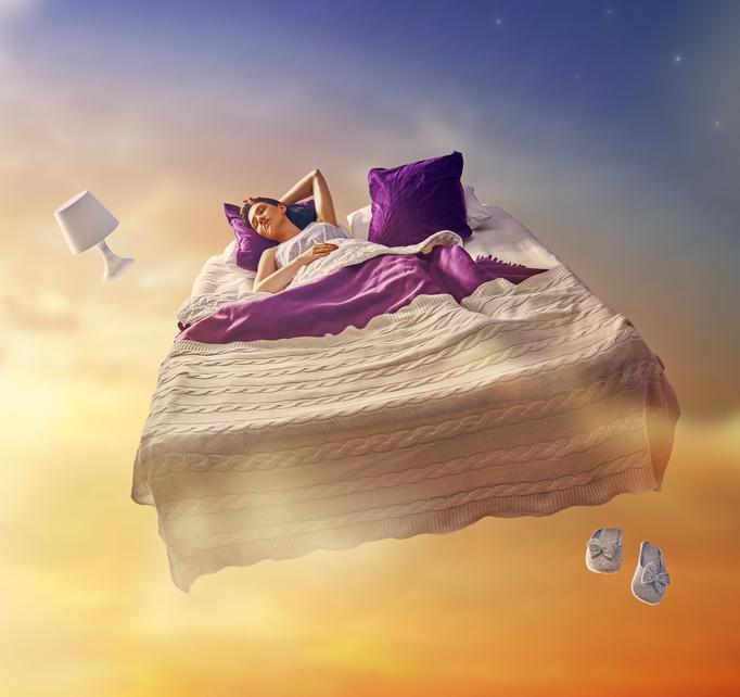 Szukasz odpowiedzi? Znajdziesz ją we śnie! Tak przywołasz prorocze sny.