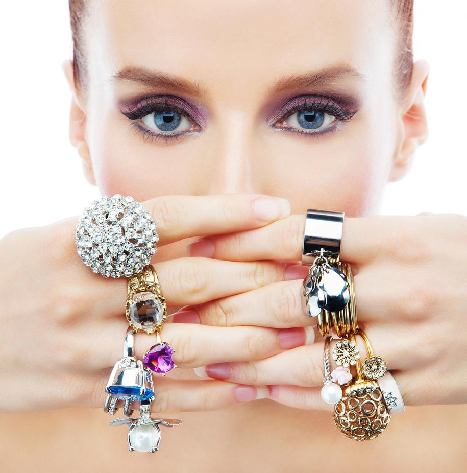 Te pierścionki mają moc. Noś je i czaruj!
