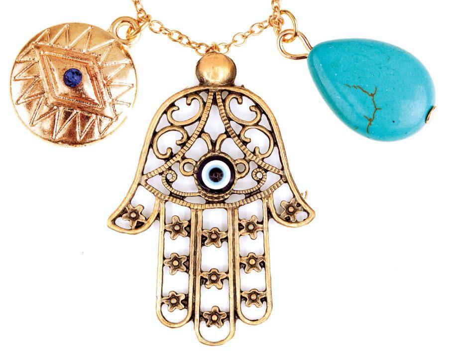 Amulet i talizman - jak je nosić?