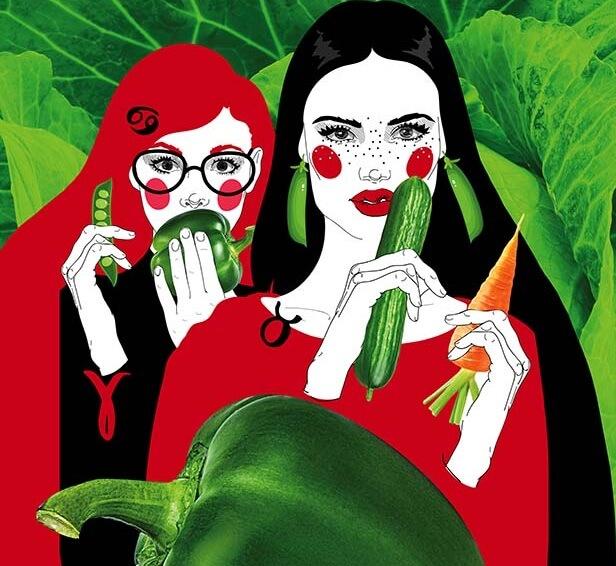 jak znaki zodiaku przechodzą na wegetarianizm
