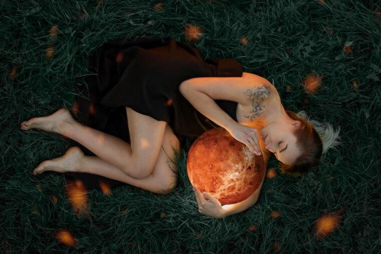 wenus, horoskop urodzeniowy